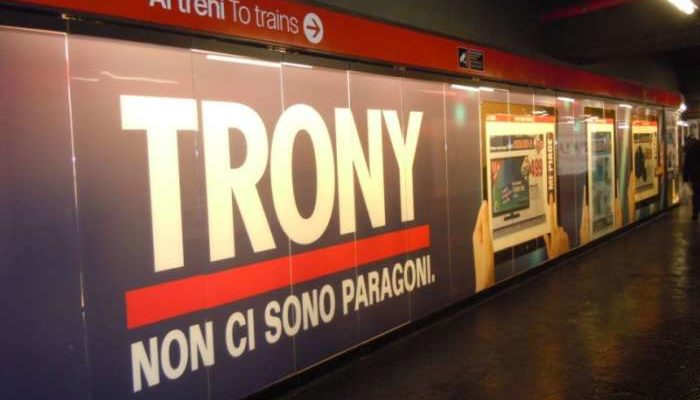 Trony