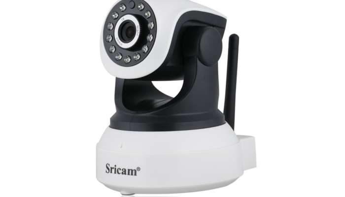 Telecamera di sorveglianza Sricam a soli 31.99 euro su Amazon