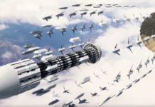 La US Air Force mostra come sarà la guerra del futuro: tra sciami di droni e F-35