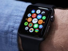 Apple Watch brevetto
