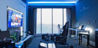 Gaming, all'Hilton Hotel di Panama hanno inaugurato una stanza particolare.