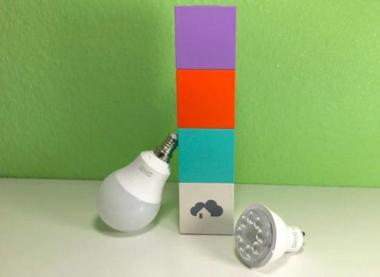 Google Assistant lampade IKEA