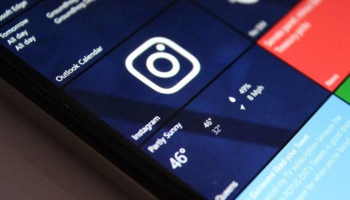 Instagram, addio Windows 10 Mobile