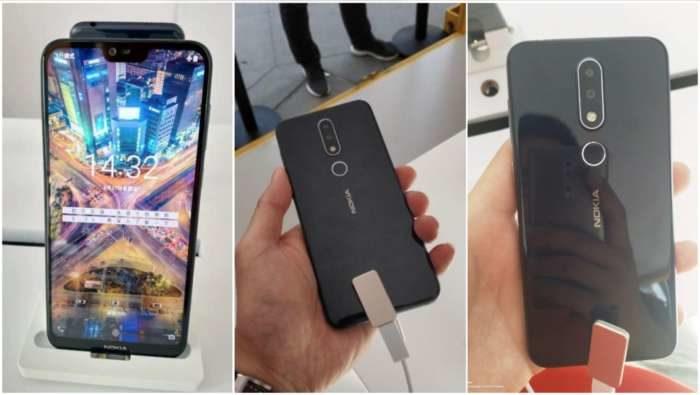 Nokia X, alcune foto confermano la presenza del notch