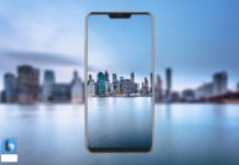 LG G7 (Concept Design)