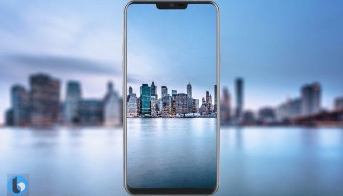 LG G7 (Concept Design by Geskin)
