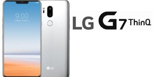 LG G7 avrà un pulsante dedicato a Google Assistant