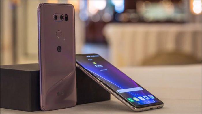 LG V35 ThinQ, in arrivo insieme a LG G7 ThinQ