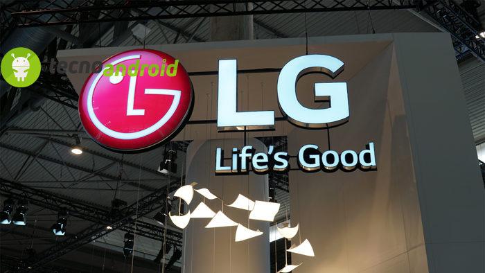 LG, in arrivo uno smartwatch