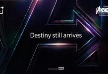 OnePlus 6 Marvel Avengers Edition