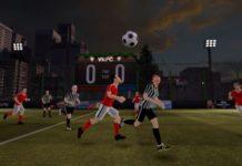Realtà virtuale e Calcio