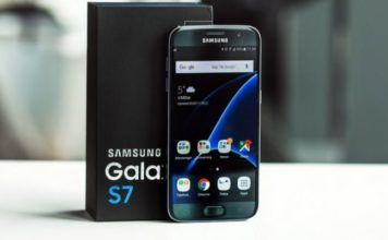 Samsung Galaxy S7 Android Oreo