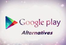 alternative Google Play
