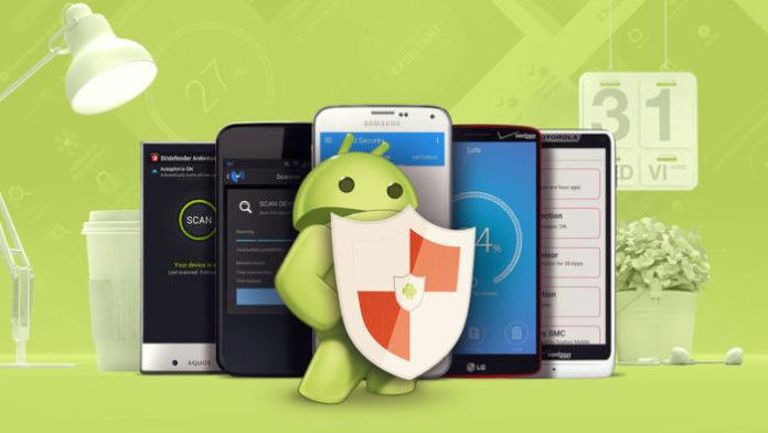 applicazioni antivirus Android