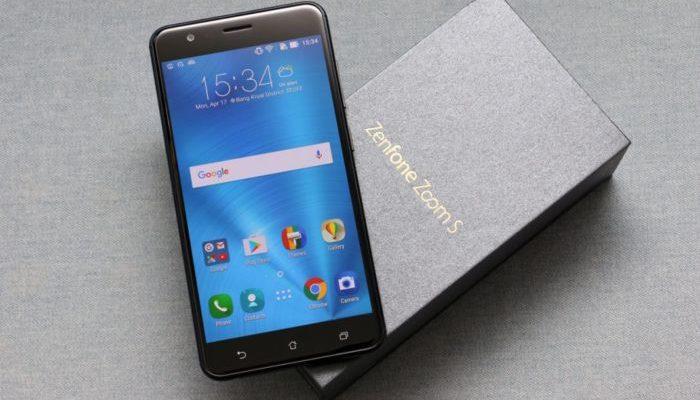 Asus Zenofone Zoom S è proposto sull'e-shop ufficiale ad un prezzo incredibile