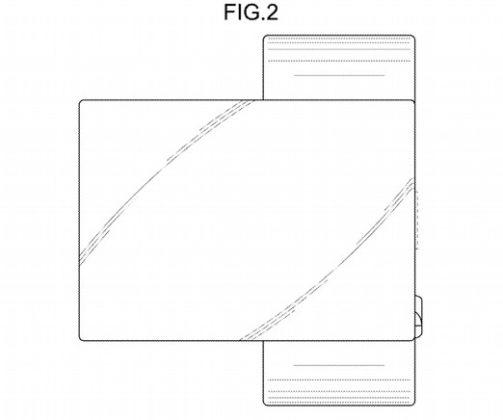 brevetto indossabile Samsung 1