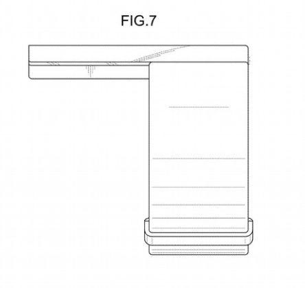 brevetto indossabile Samsung 3