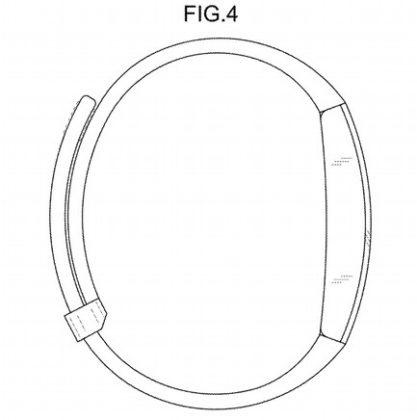 brevetto indossabile Samsung 4