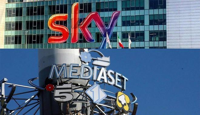 canali Sky Mediaset