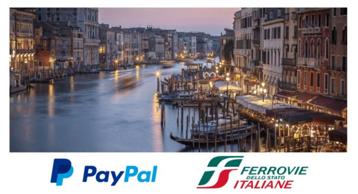 coupon Paypal Trenitalia