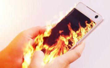 errori batteria smartphone