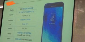 Galaxy J7 Duo ufficiale
