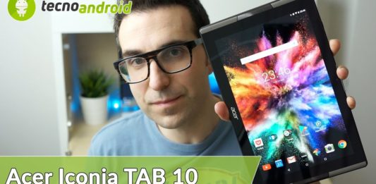 acer iconia tab10