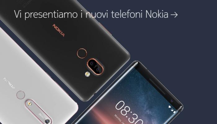Android Oreo: arriva anche per Nokia 3, Nokia 5 e Nokia 6