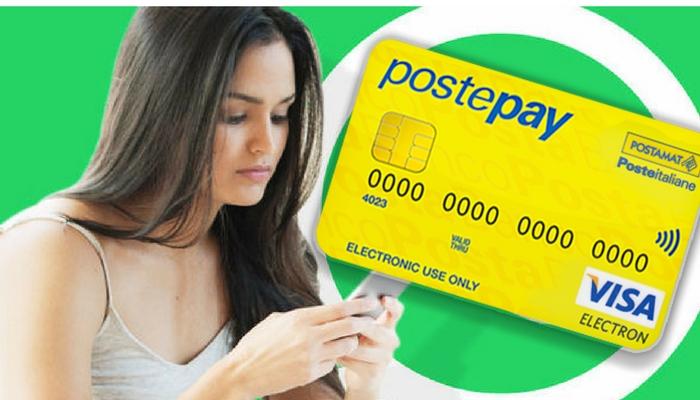 postepay whatsapp sms