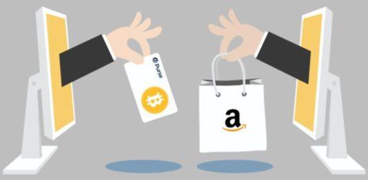 Acquistare su Amazon con le criptovalute: si può grazie ad una piattaforma