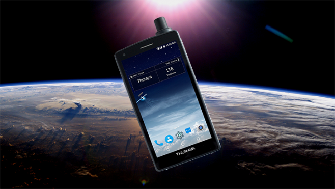 smarpthone satellitare Android