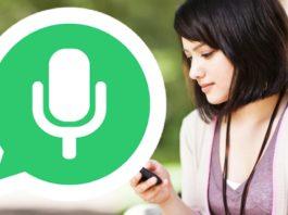 vocali whatsapp