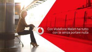 Addio all'applicazione Vodafone Wallet