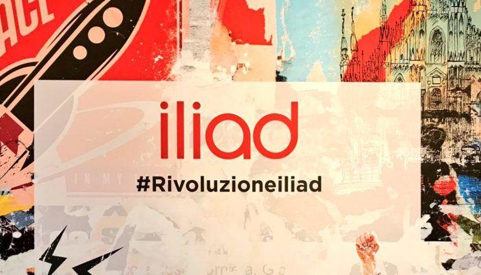 Iliad, offerta 5,99 euro per 1mln utenti