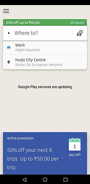 Error on Huawei / Honor maps? Install Google Play Services