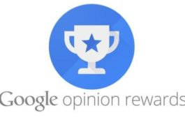 Google Opinion Rewards aggiornamento guadagni