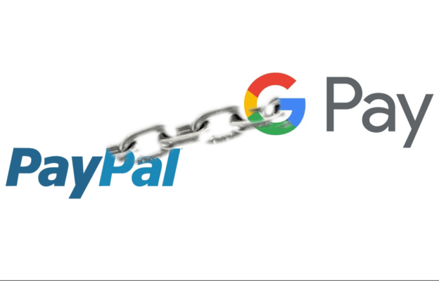 how to pay google play with paypal
