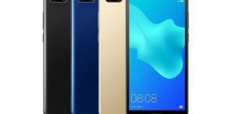 Huawei Y5 Prime 2018 diventa ufficiale