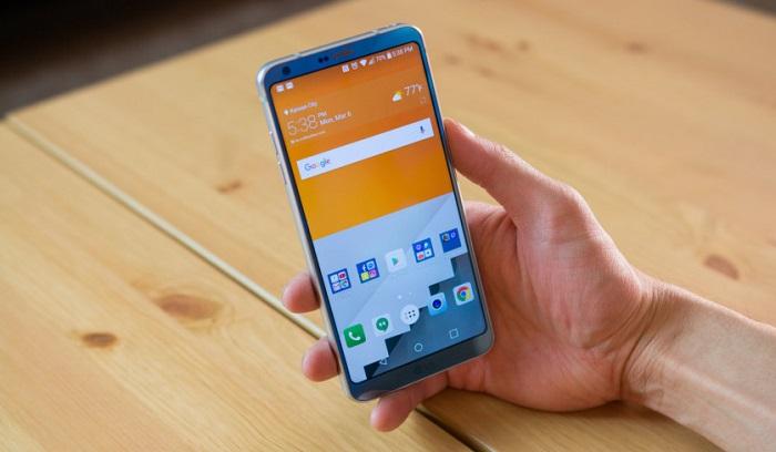 LG G6 inizia a ricevere Android 8.0 Oreo in Corea del Sud