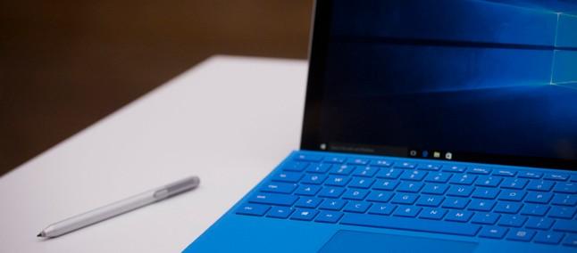 Microsoft Surface Pro 4 problema display