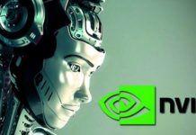 NVidia IA robot