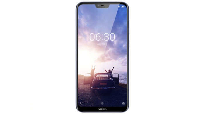 Nokia X6 ufficiale con notch e face unlock
