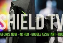 Nvidia Shiel TV update Android Oreo