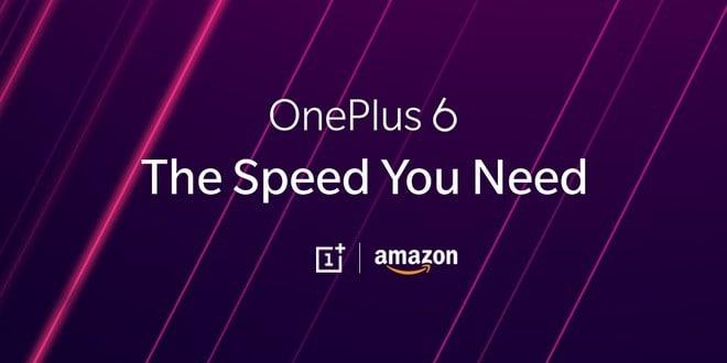 OnePlus 6 Amazon