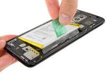 OnePlus 6 smontato