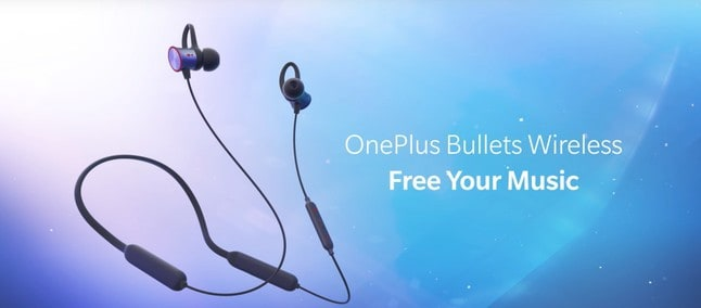 OnePlus Bullets Wireless auricolari