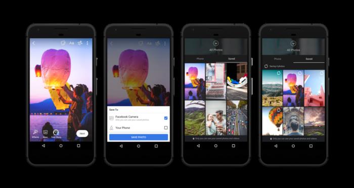 Facebook, il nuovo spazio cloud per le foto