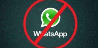 Whatsapp blocco contatto
