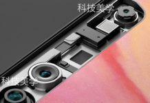 Xiaomi Mi 8 scanner 3D volto