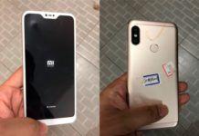 Confermato dal TENAA il notch su Xiaomi Redmi 6
